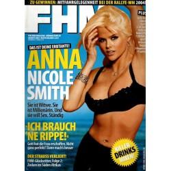 FHM August 2004 - Anna Nicole Smith