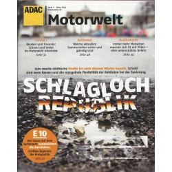 ADAC Motorwelt Heft.3 / März 2011 - Schlagloch Republik