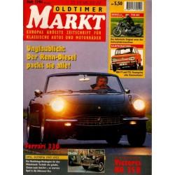Oldtimer Markt Heft 12/Dezember 1994 - Ferrari 330