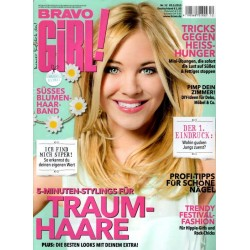 Bravo Girl Nr.12 / 20.5.2015 - Traumhaare