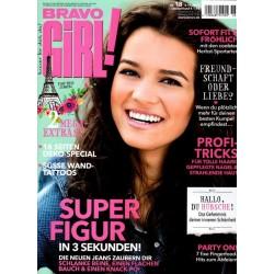 Bravo Girl Nr.18 / 4.11.2015 - Super Figur