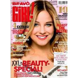 Bravo Girl Nr.1 / 2.12.2015 - XXL Beauty Special