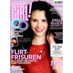 Bravo Girl Nr.3 / 27.1.2016 - Flirt Frisuren