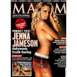 Maxim Februar 2005 - Jenna Jameson