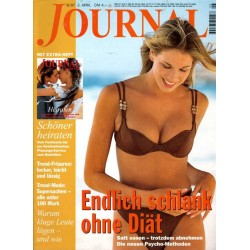 Journal Nr.8 / 2 April 1997 - Endlich schlank ohne Diät