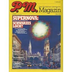 P.M. Ausgabe September 9/1987 - Supernova: Schwarzes Loch