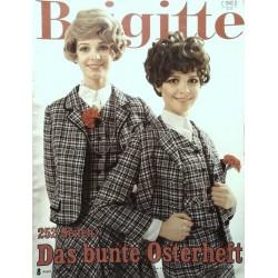 Brigitte Heft 8 / 9 April 1968 - Das bunte Osterheft