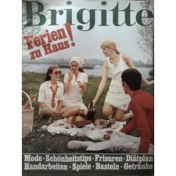 Brigitte Heft 15 / 16 Juli 1968 - Ferien im Haus!