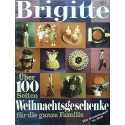 Brigitte Heft 23 / 7 November  1967 - Weihnachtsgeschenke