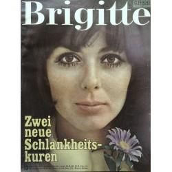 Brigitte Heft 13 / 20 Juni 1967 - Schlankheitskuren