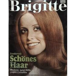 Brigitte Heft 19 / 10 September 1968 - Schönes Haar