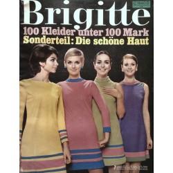 Brigitte Heft 7 / 28 März 1968 - 100 Kleider unter 100 Mark