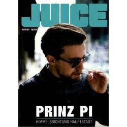 JUICE Nr.172 Januar/Februar 2016 & CD - Prinz Pi