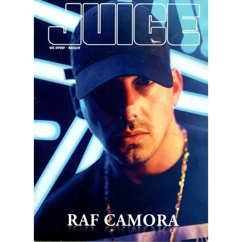 JUICE Nr.185 März/April 2018 & CD - RAF Camora