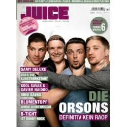 JUICE Nr.146 Oktober 2012 & CD 113 - Die Orsons