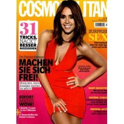 Cosmopolitan 5/Mai 2016 - Jessica Alba