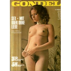 Gondel Heft 296 / November 1973 - Das intime Eheprotokoll