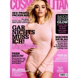 Cosmopolitan 11/November 2016 - Rita Ora