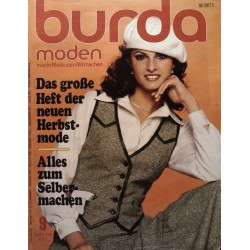burda Moden 9/September 1977 - Herbstmode