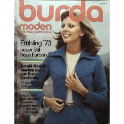 burda Moden 1/Januar 1973 - Frühling