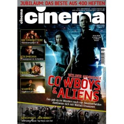 CINEMA 09/11 September 2011 - Cowboys & Aliens