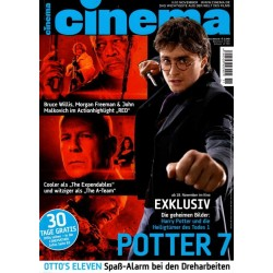 CINEMA 11/10 November 2010 - Potter 7