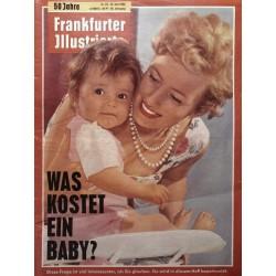 Frankfurter Illustrierte Nr.23 / 10 Juni 1962 - Was kostet ein Baby?
