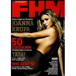 FHM Mai 2006 - Joanna Krupa
