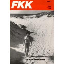 FKK Nr.1 / Januar 1980 - Urlaub und Reise