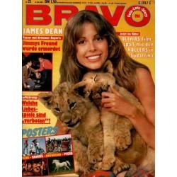 BRAVO Nr.21 / 14 Mai 1981 - Olivia Pascal