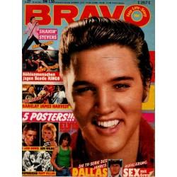 BRAVO Nr.27 / 25 Juni 1981 - Elvis Presley