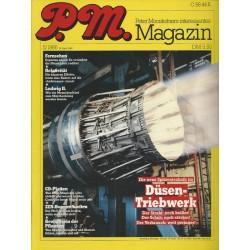 P.M. Ausgabe Mai 5/1986 - Düsen-Triebwerk