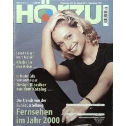 HÖRZU 35 / 30 Aug. bis 5 Sep. 1997 - Catherine Flemming