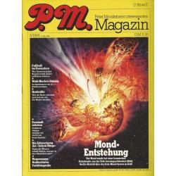 P.M. Ausgabe Juni 6/1986 - Mond-Entstehung