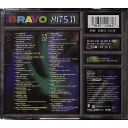 Bravo Hits 11 / 2 CDs - Technohead, Take That, U2... Rückseite