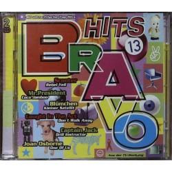 Bravo Hits 13 / 2 CDs - Scooter, Mr. President, Blümchen...