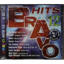 Bravo Hits 12 / 2 CDs - Coolio, Oasis, Fools Garten...