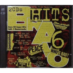 Bravo Hits 6 / 2 CDs - Ace of Base, Cappella, Meat Loaf...