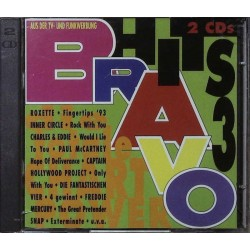 Bravo Hits 3 / 2 CDs - Roxette, Snap, Paul McCartney...