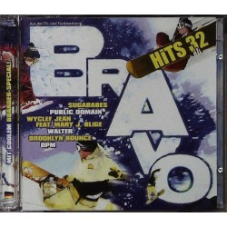 Bravo Hits 32 / 2 CDs - Sugababes, Wyclaf Jean...