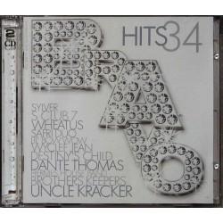 Bravo Hits 34 / 2 CDs - Sylver, Destinys Child, Wheatus...