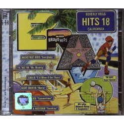 Bravo Hits 18 / 2 CDs - Backstreet Boys, Tic Tac Toe, Coolio...