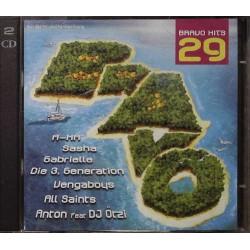 Bravo Hits 29 / 2 CDs - A-Ha, Sasha, Vengaboys...