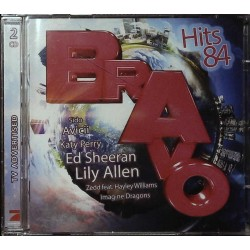 Bravo Hits 84 / 2 CDs - Sido, Avicii, Katy Perry ...