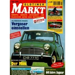 Oldtimer Markt Heft 10/Oktober 1995 - Der Mini