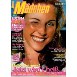 Mädchen Nr.14 / 19 Juni 2002 - Hallo Sommer
