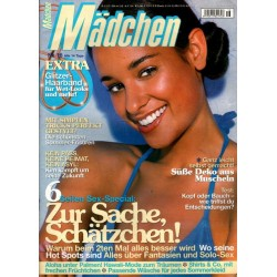 Mädchen Nr.16 / 17 Juli 2002 - Zur Sache, Schätzchen!