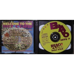 Bravo Hits 7 / 2 CDs - Reel 2 Real, Magic Affair, Erasure... Komplett