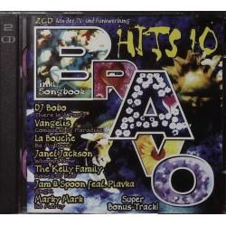 Bravo Hits 10 / 2 CDs - Vangelis, La Bouche, Marky Mark...