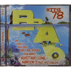 Bravo Hits 78 / 2 CDs - Cro, Maroon 5 feat. Wiz Khalifa...
